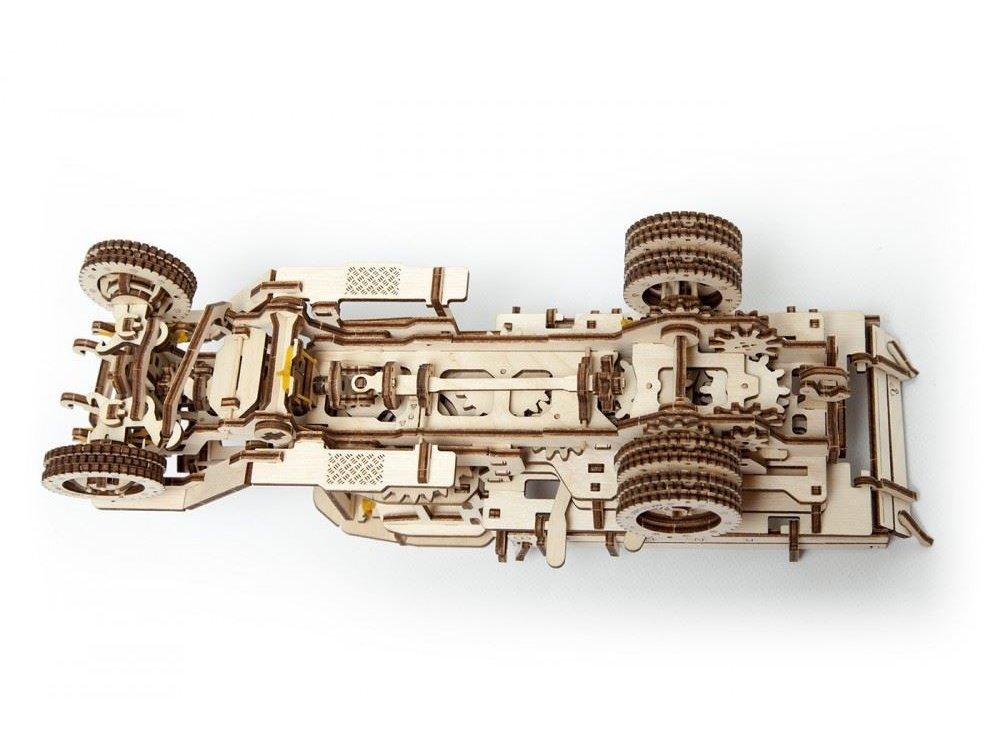 Ugears Φορτηγό UGM-11 Ξύλινο Μηχανικό 3D Παζλ