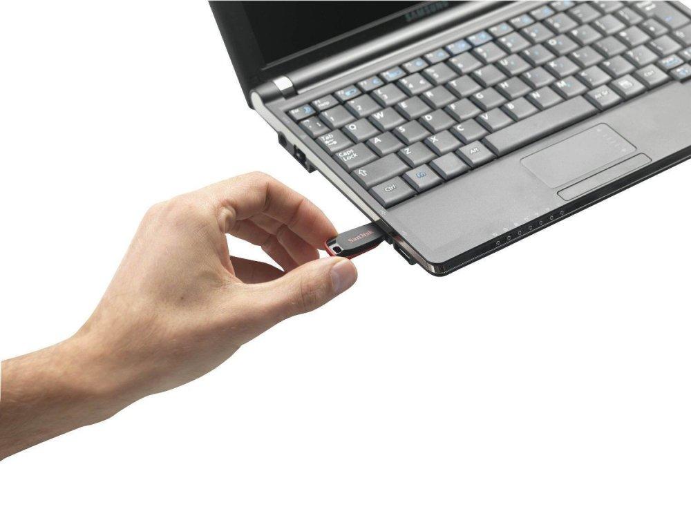 SanDisk Cruzer Blade USB 2.0 32GB Black