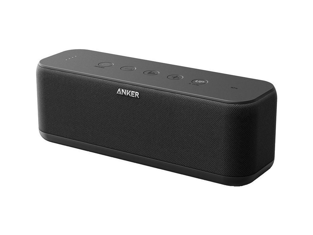 Anker Soundcore Boost, Φορητό Bluetooth Ηχείο 20W - A3145H11, Μαύρο