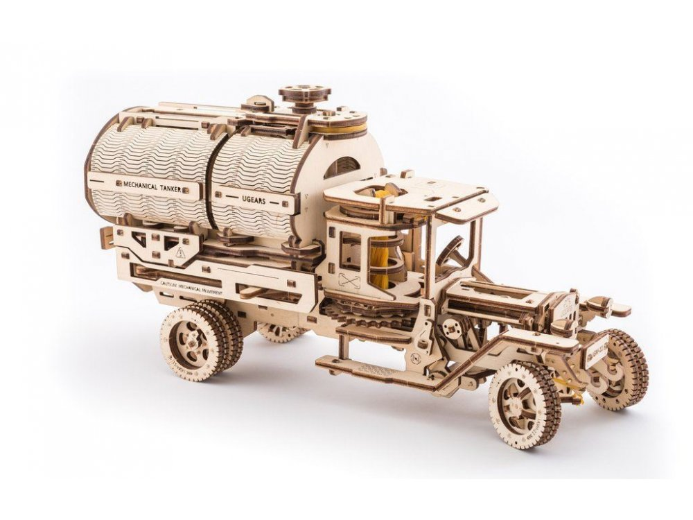 Ugears Set of Additions to the Truck UGM-11