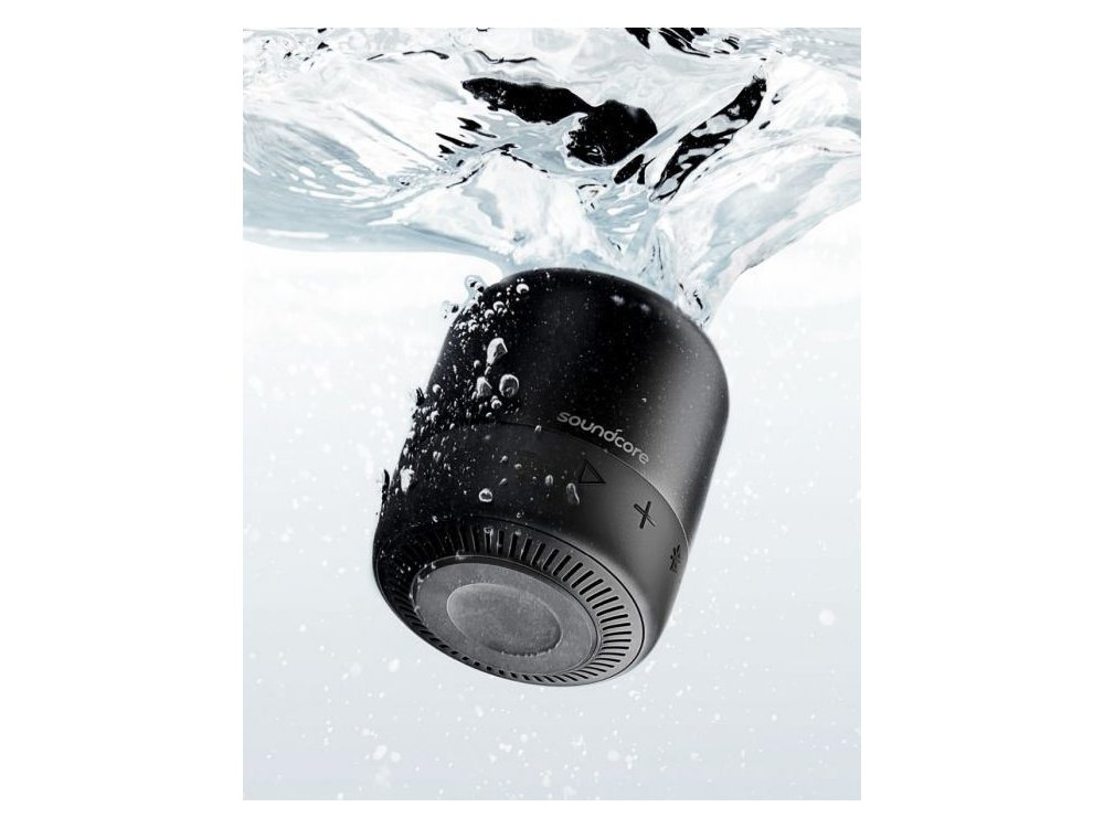 Anker Soundcore Mini 2, Φορητό Bluetooth Ηχείο 6W TWS - A3107G11, Μαύρο
