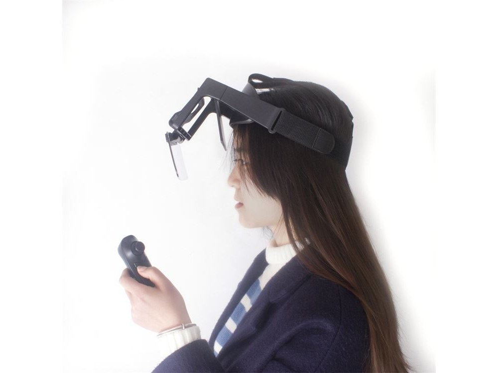 Shinecon® SC-Y012 Super HD screen AR Viewer Augmented Reality Glasses
