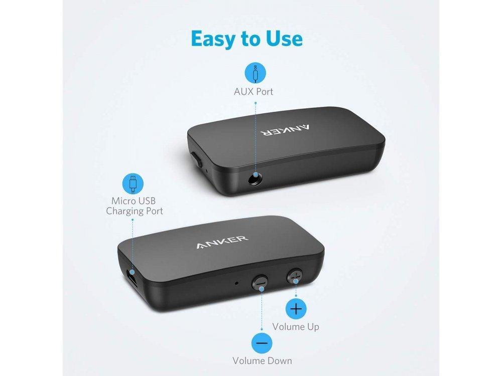 Anker Soundsync A3352 Bluetooth Receiver