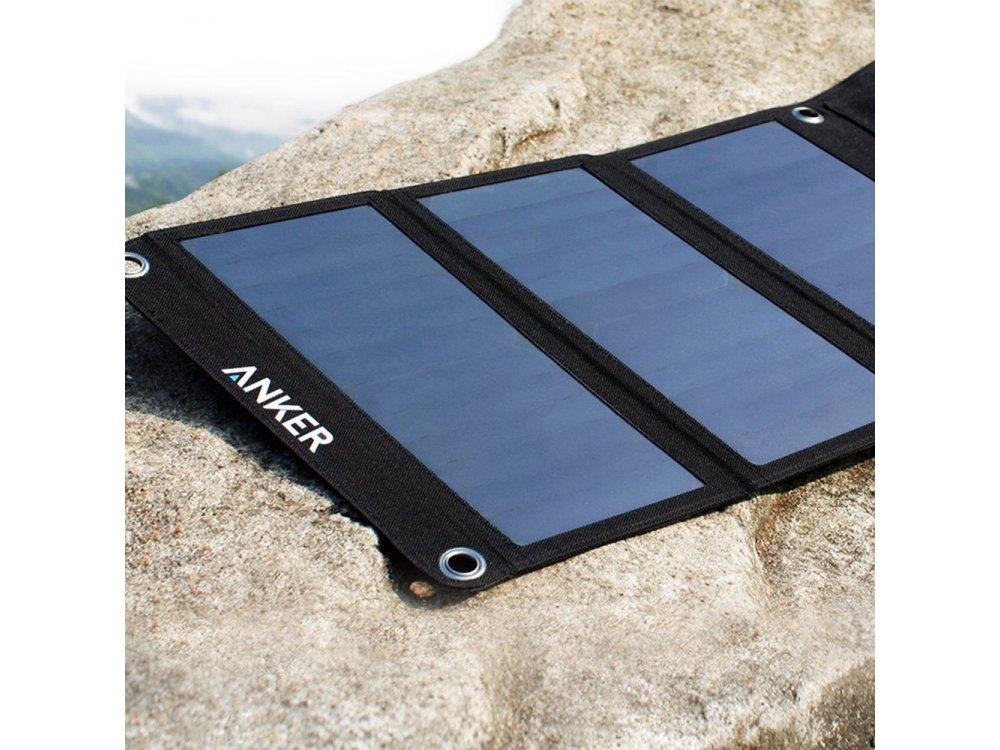 Anker PowerPort Solar 21W 2 Θυρών Ηλιακός Φορτιστής - A2421011