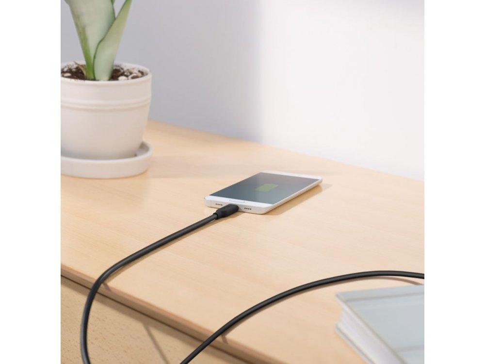 Anker PowerLine II Καλώδιο USB-C σε USB-C 3.1 Gen2 1μ. - A8485011, Μαύρο