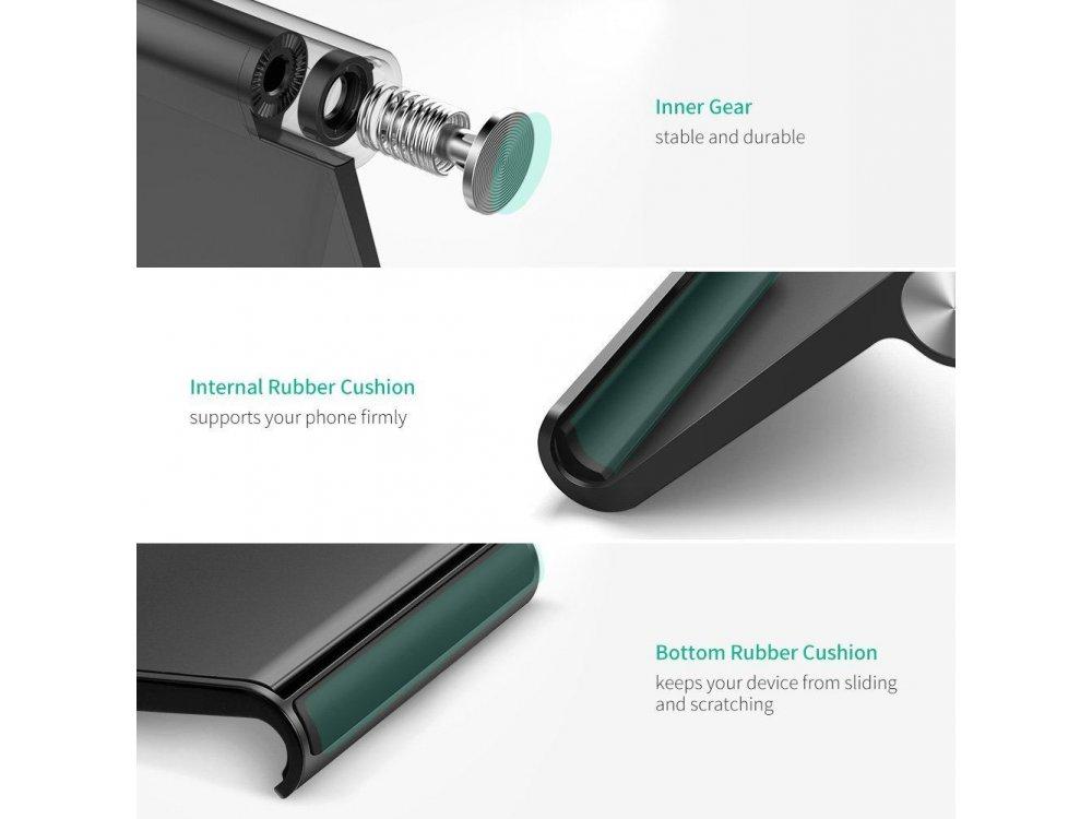 Ugreen Phone Holder Phone Stand Multi-Angle, Black - 50747
