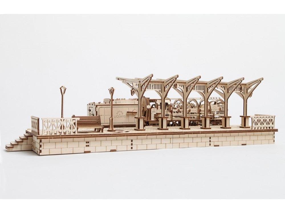 Ugears Πλατφόρμα για Locomotive