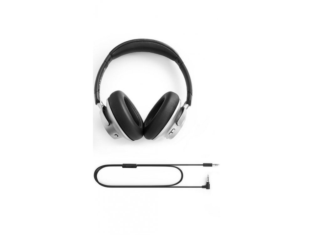 Anker Soundcore Space NC Bluetooth ακουστικά με Active noise cancellation - A3021GF1, Μαύρα
