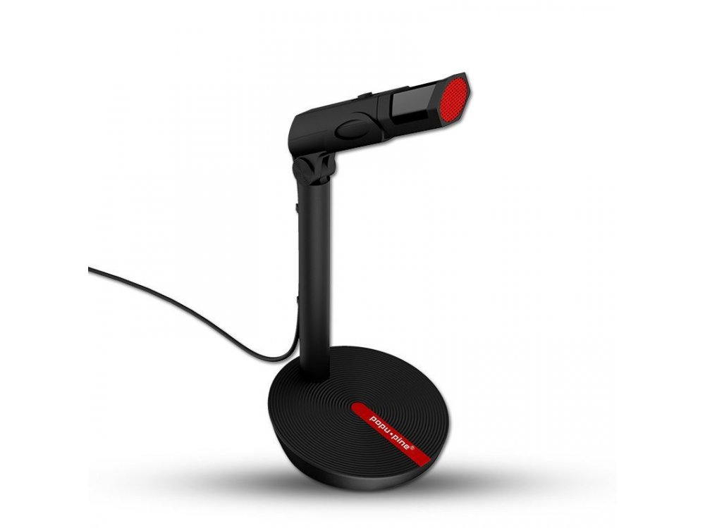 Coolcold UK Gaming microphone for PC with USB, Red
