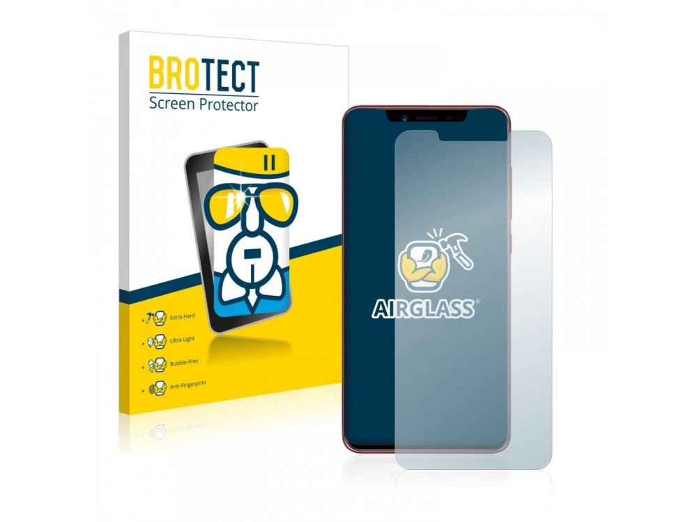 Brotect Umidigi Z2 Pro AirGlass Glass Screen Protector για Οθόνη - 2733647