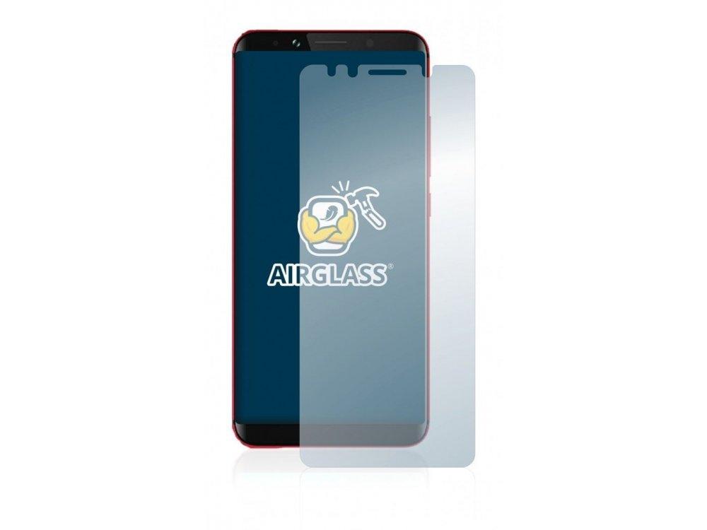Brotect Umidigi S2 AirGlass Premium Glass Screen Protector Clear
