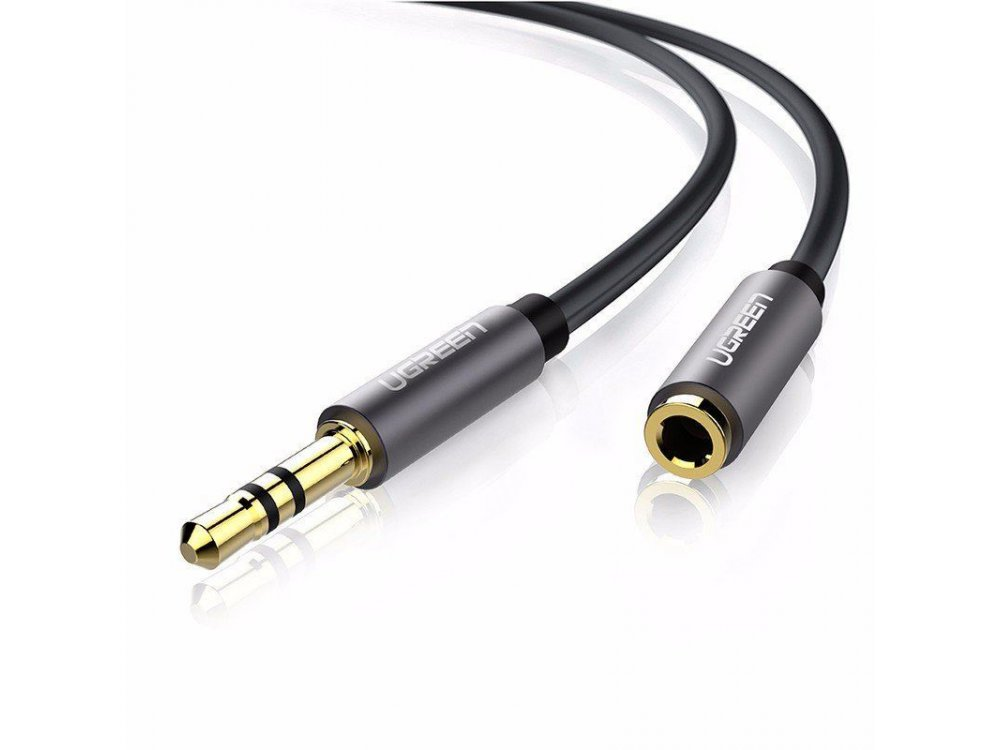 Ugreen cable AUX 15ft. Stereo Male to female 3.5mm - 10538