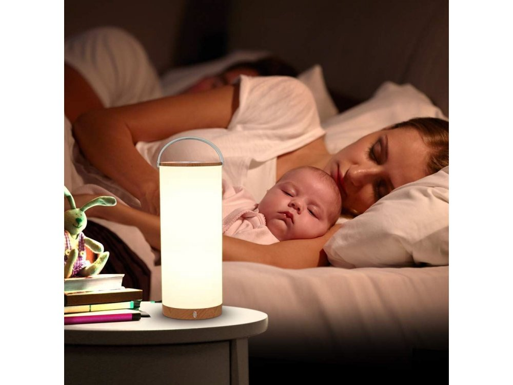 TaoTronics TT-DL071 Φως Νυχτός, Touch Control & Dimmable