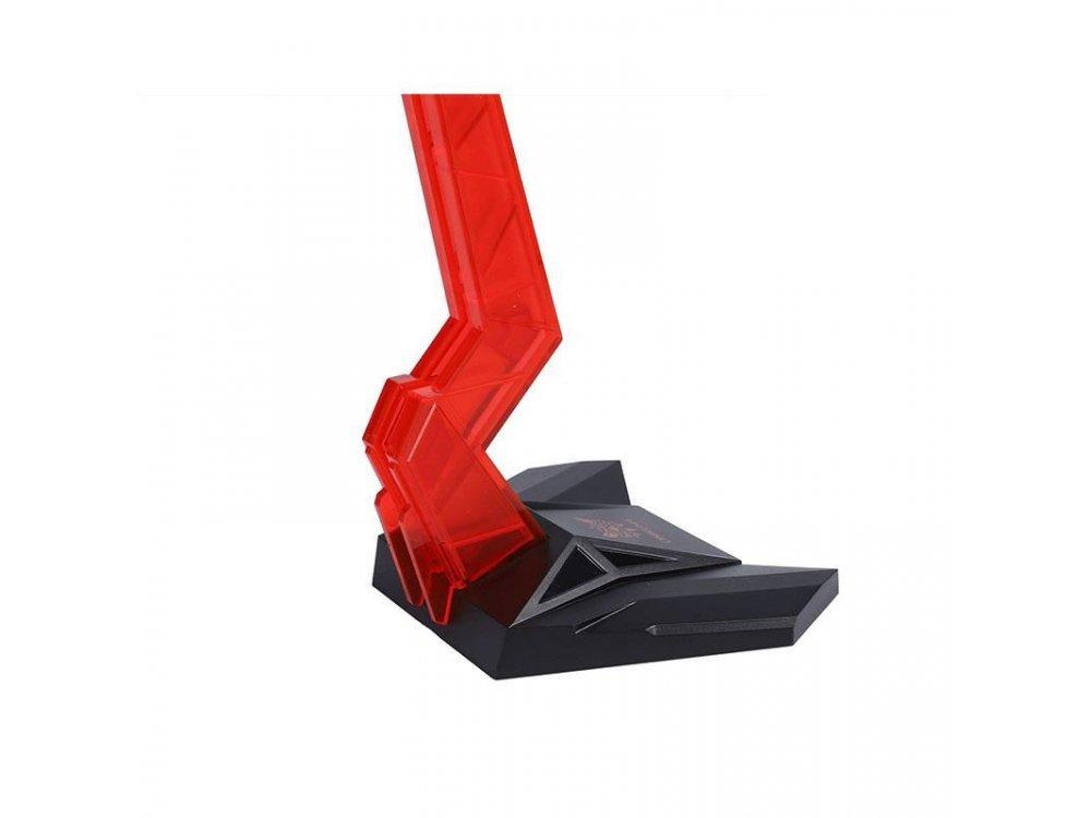 Onikuma Gaming Headset stand, Red