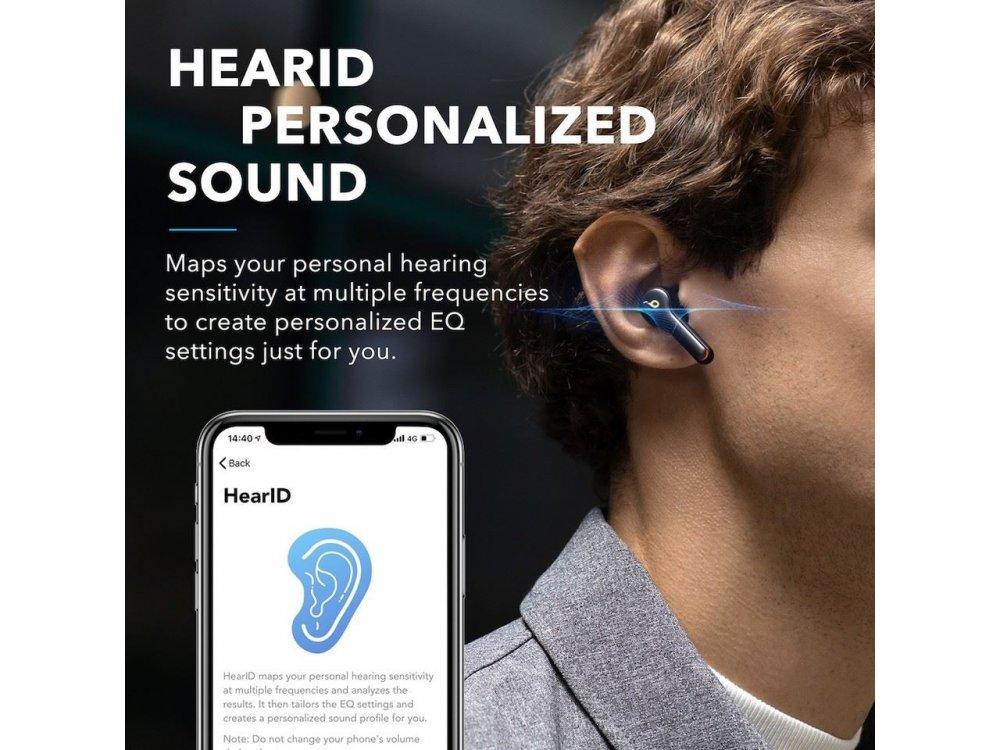 Anker Soundcore Liberty Air 2 Bluetooth Headphones TWS - A3910011, Black