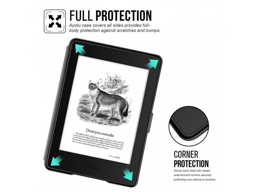 Tech-Protect Amazon Kindle Paperwhite 1 / 2 / 3 (Έως 2017) SmartShell Θήκη, Starry Night