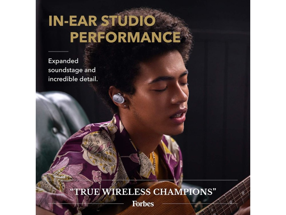 Anker Soundcore Liberty 2 Pro Bluetooth headphones TWS - A3909021, white