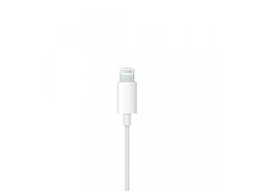 Apple EarPods με Lightning connector, Ενσύρματα Ακουστικά - MMTN2ZM/A