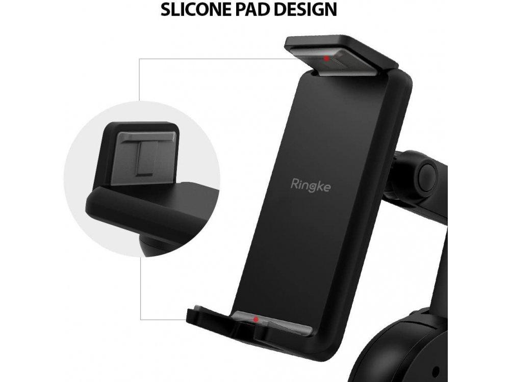 Ringke Monster Βάση Ταμπλό / Παρμπρίζ Αυτοκινήτου για Smartphone, με Ρυθμιζόμενο Βραχίονα 360°