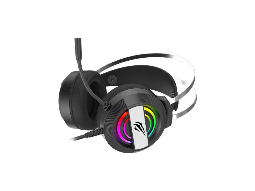Havit HV-H2026D LED RGB Gaming Headset 7.1