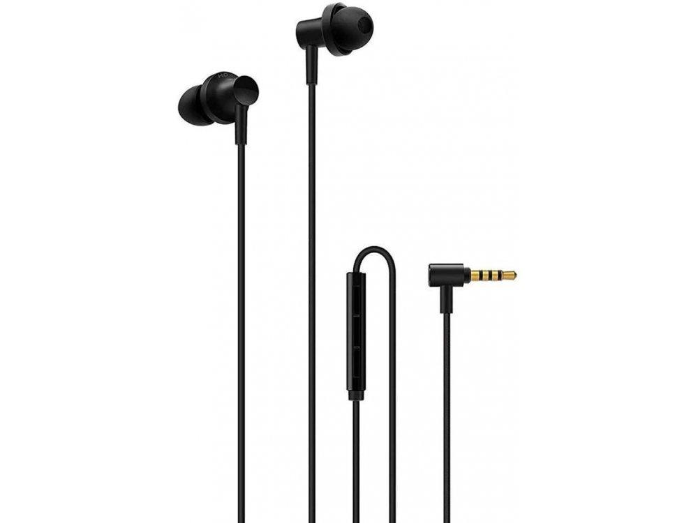 Xiaomi Mi Piston Basic Edition, in-ear Ακουστικά, Μαύρα