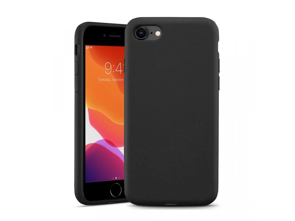 ESR iPhone SE 2020 / 8 / 7 Yippee Color case, Black