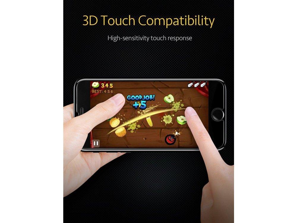 ESR iPhone 6 / 6s / 7 / 8 Tempered Glass Premium Screen Protector με Installation frame, Σετ των 2