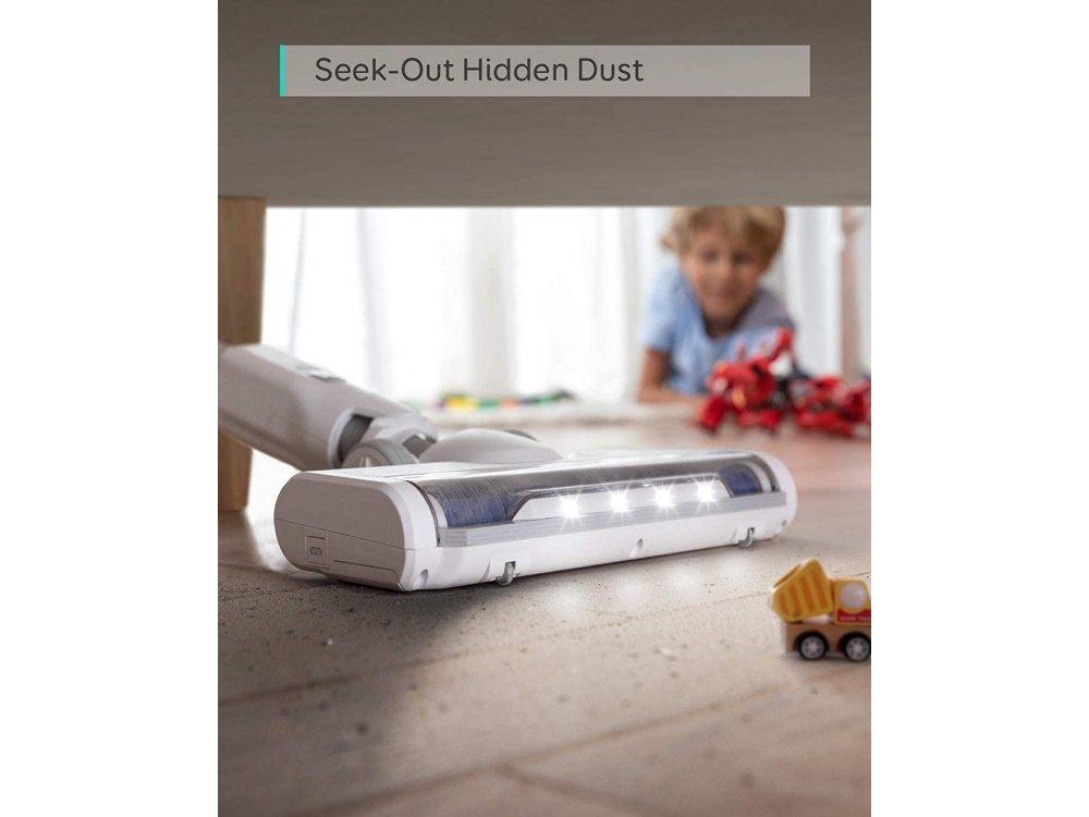 Anker Eufy HomeVac S11 Reach Ασύρματη Ηλεκτρική σκούπα χειρός / Stick 2-in-1, 120AW, Επαναφορτιζόμενη - T2501G23