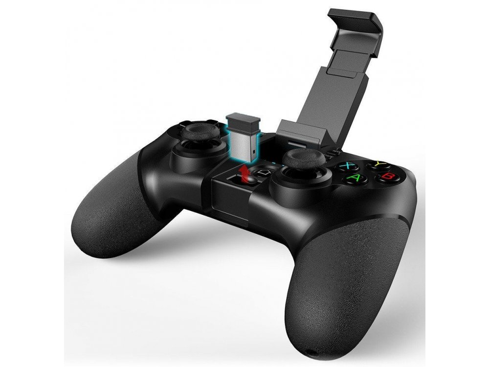 Ipega Batman PG-9076 ασύρματο gamepad για Android/Windows/PS3, 2.4GHz/Bluetooth