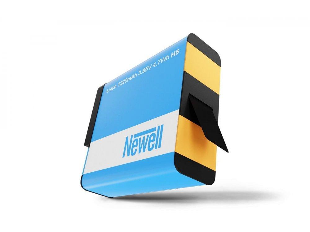 Newell Battery AABAT-001 for GoPro Hero 5 / 6 / 7 1220mAh 3.85V - NL1006
