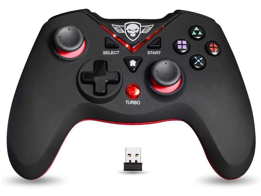 Spirit Of Gamer Xtrem XGP ασύρματο gamepad για Windows/PS3, 2.4GHz - SOG-RFXGP