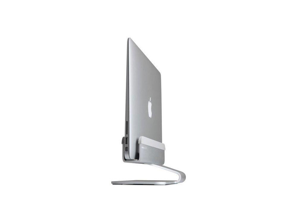 Rain Design mTower Vertical Laptop Stand, Κάθετη Βάση Αλουμινίου για Macbook / Macbook Air, Space Grey - 10038