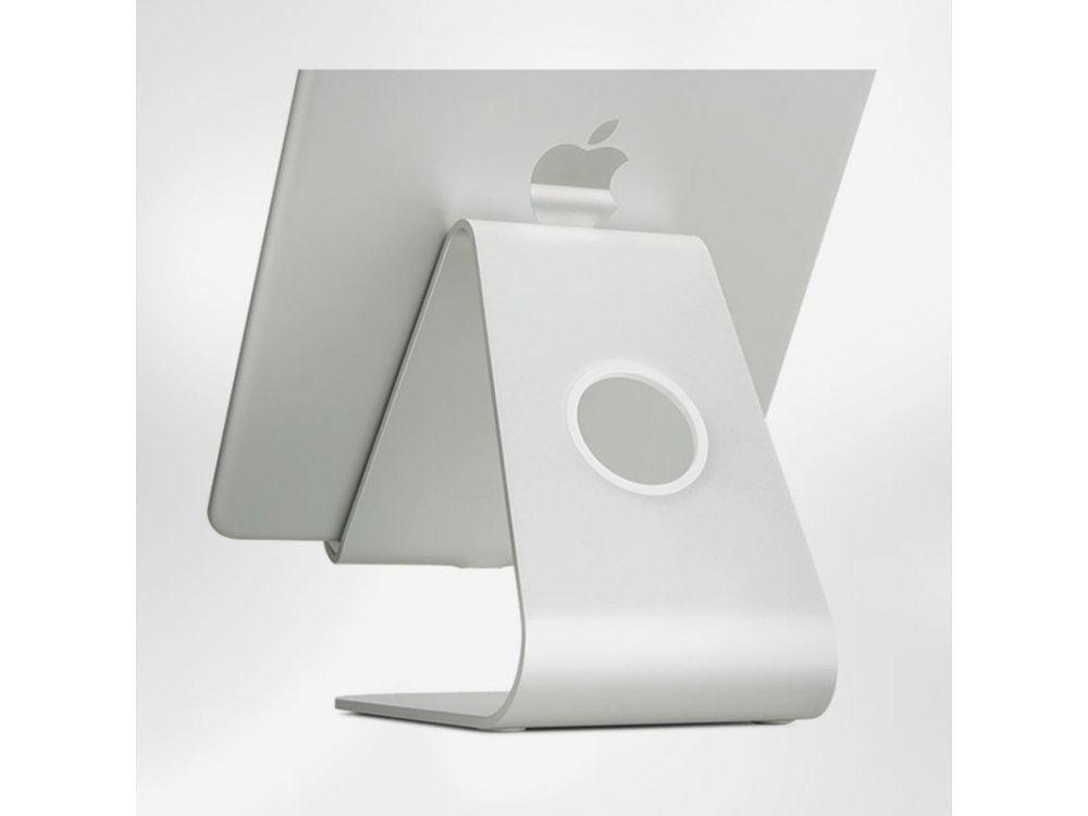 "Rain Design mStand Βάση/Stand Tablet/iPad Ρυθμιζόμενη για συσκευές έως 13"", Silver - 10050"