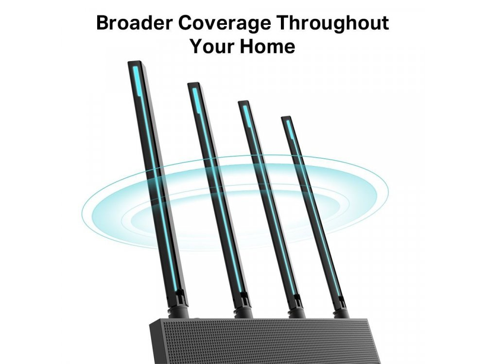 TP-LINK Archer C80 AC1900 Dual Band Wi-Fi Router
