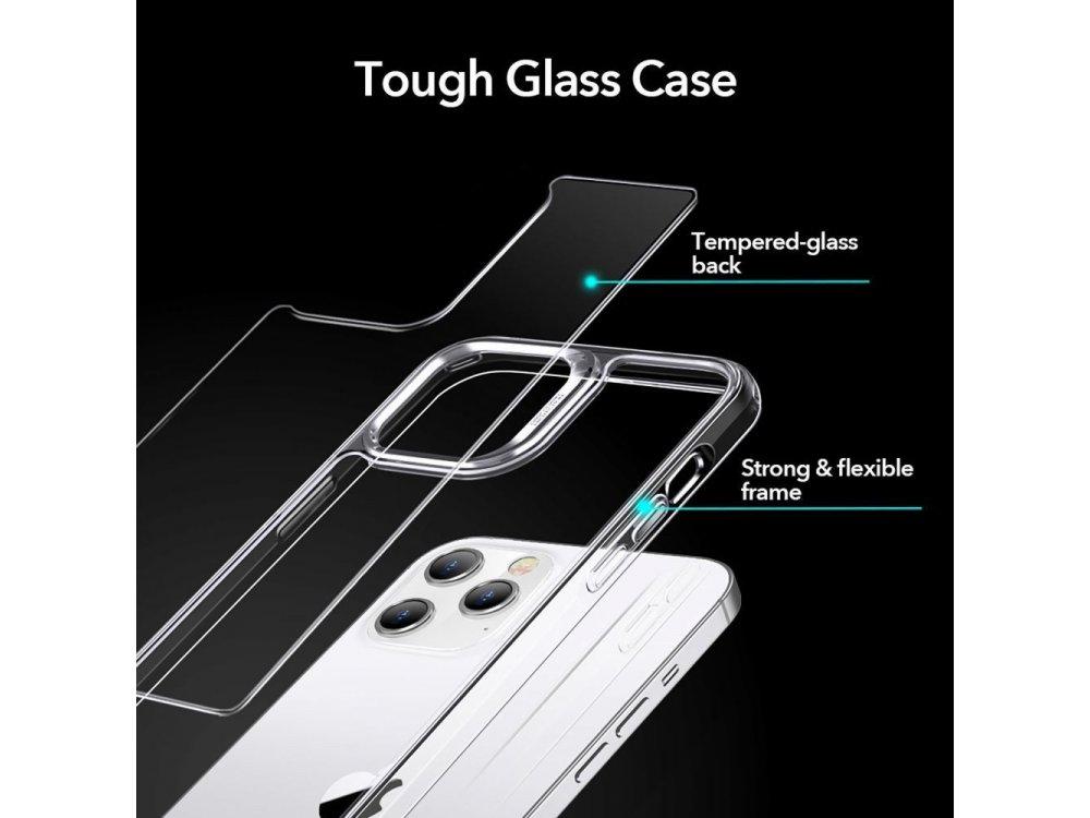 ESR iPhone 12 / 12 Pro Ice Shield Case (Echo), Clear