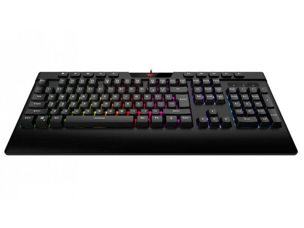 Havit HV-KB487L Gaming RGB Keyboard with cable connection
