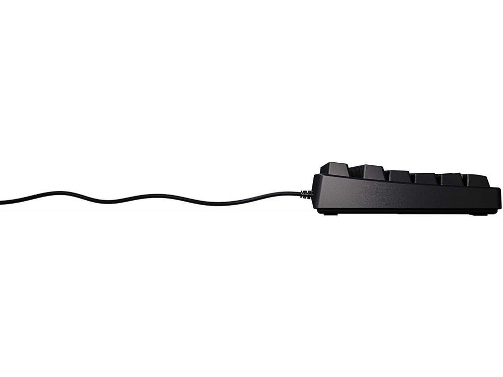 Xtrfy K4 TKL RGB Gaming Mechanical Keyboard Tenkeyless Kailh Red Switches, Black - XG-K4-RGB-TKL-R-UK
