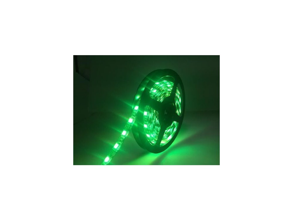 RGB LED Ταινία, Με Τηλεχειριστήριο, 16 Χρωματισμοί (Static & Rainbow), 5V, 5m