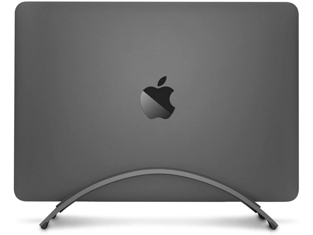 """Twelve South BookArc Vertical Stand for Laptop / Macbook 13-16"""",  Space Grey (Latest Version) - 12-2005"""