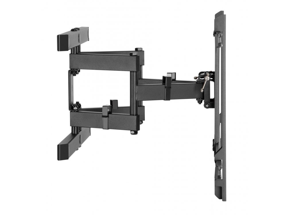 """Nordic TV Mount, Ultra Slim, Reclining, Double Armed, for 43""""-90"""" Monitors / TVs, up to 55kg - ARMT-464"""
