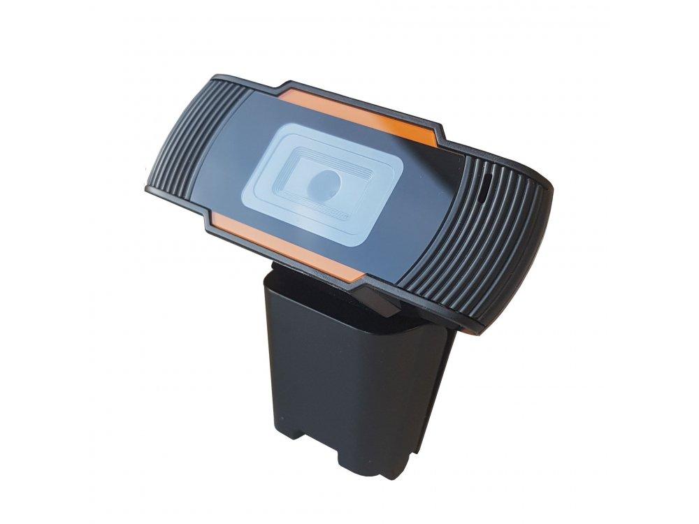 Nordic Webcam USB 720p@30fps - WEBCAM-720
