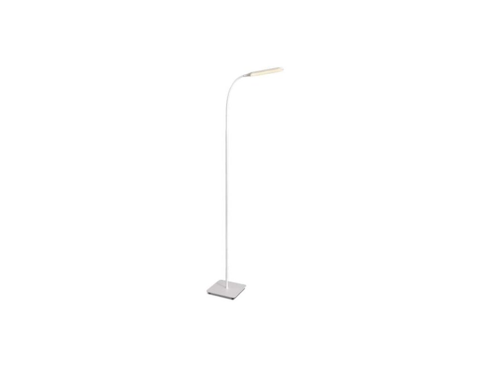 TaoTronics TT-DL072 LED Floor Lamp with Touch Control, 4 Color Modes, 4 Brightness Levels, Εύκαμπτη, Λευκή