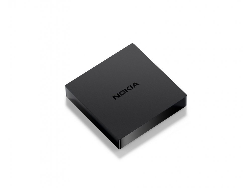 Nokia Streaming Box 8000 Android 10 TV Box, Amlogic S905X3, 4K Ultra HD Media Player, Google Assistant   Chromecast   Netflix 4K