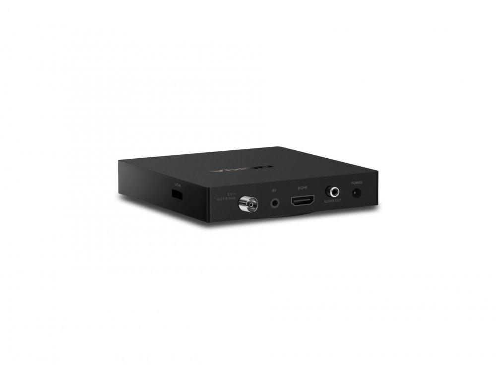 Nokia Terrestrial Receiver 6000 DVB-T/T2, Επίγειος Ψηφιακός Αποκωδικοποιητής MPEG4   Dolby Digital Plus   Full HD