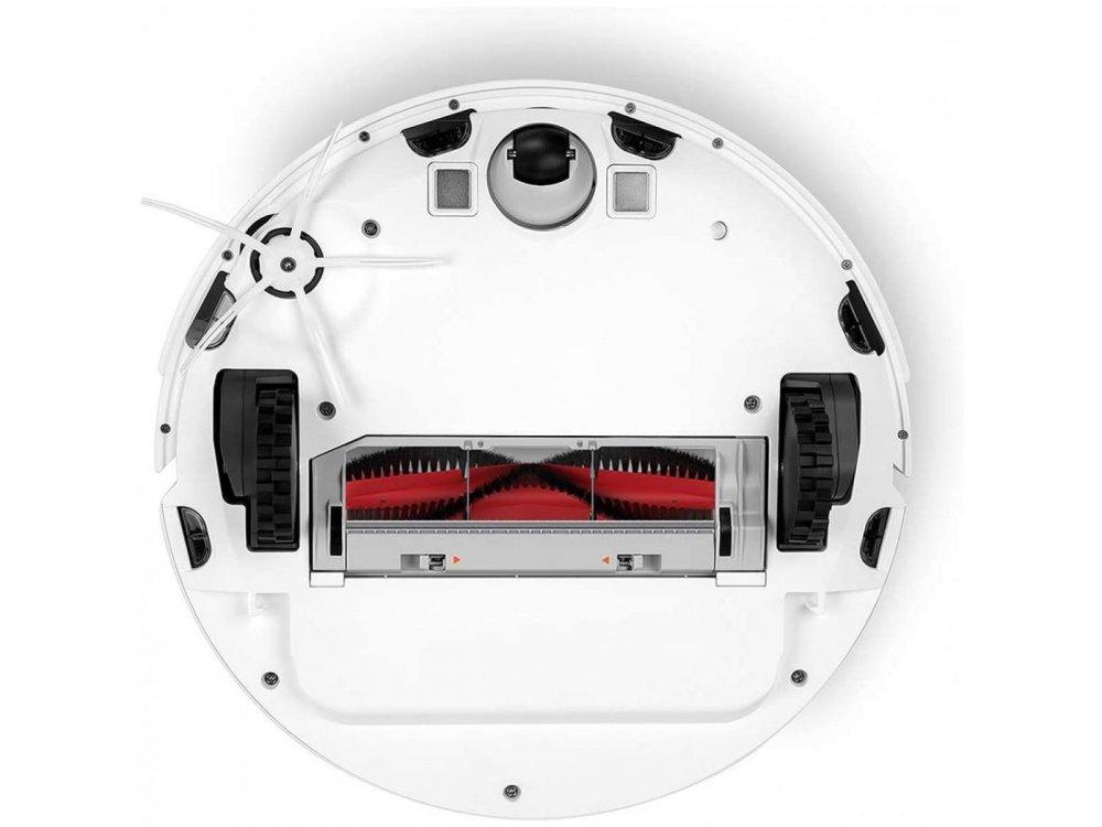 Roborock Party Brush, Ανταλλακτικά Βουρτσάκια για Ρομποτικές σκούπες S6MaxV, S5 Max, S6, S6 Pure, E4, Λευκά, Σετ των 2