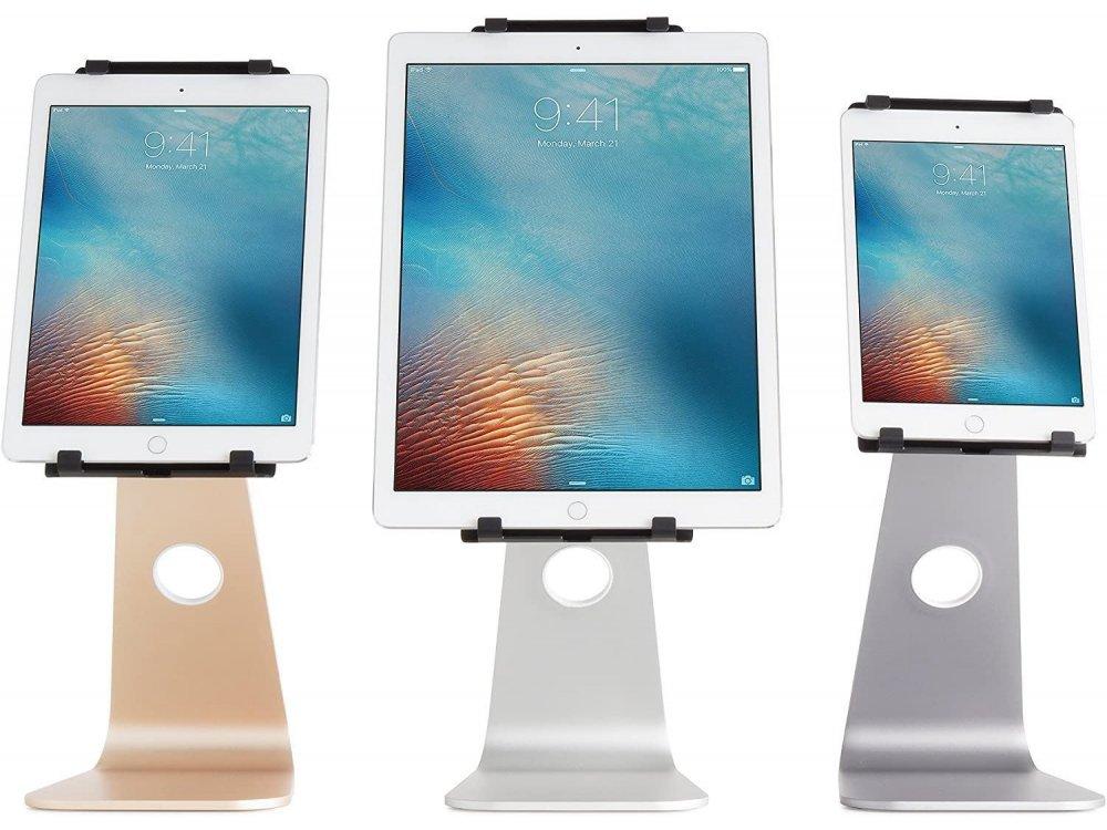 "Rain Design mStand Tablet Pro Βάση/Stand Tablet/iPad Ρυθμιζόμενη για συσκευές έως 12.9"", Silver - 10062"