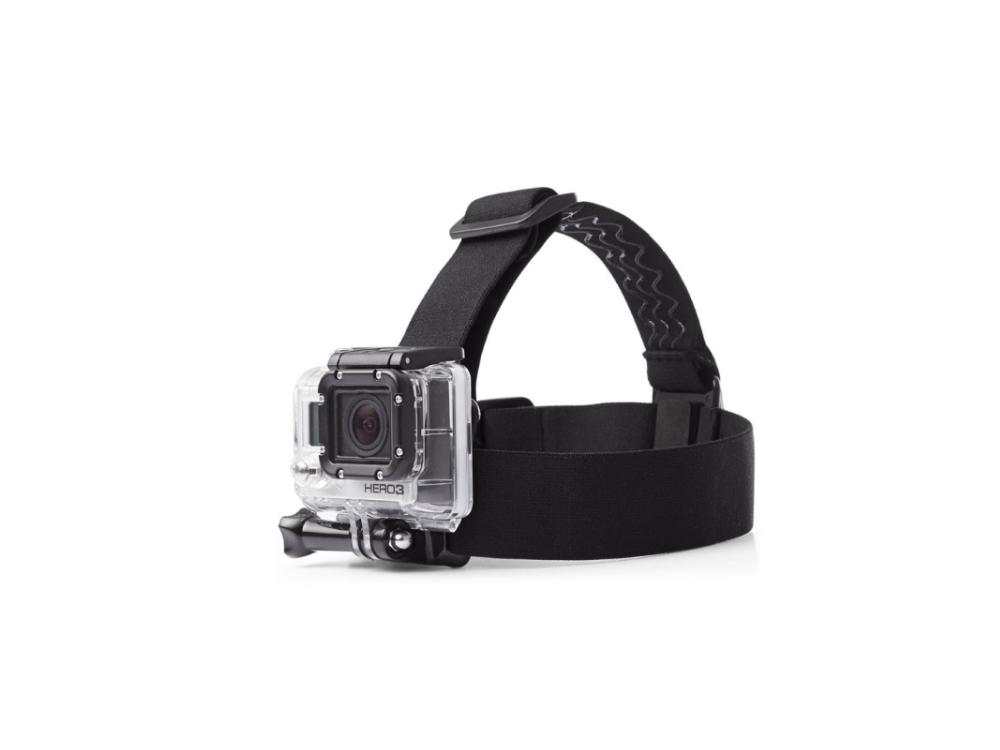 Telesin Head Strap, Head Strap for Action Camera (GoPro, DJI Osmo, Apeman, Xiaomi etc.)
