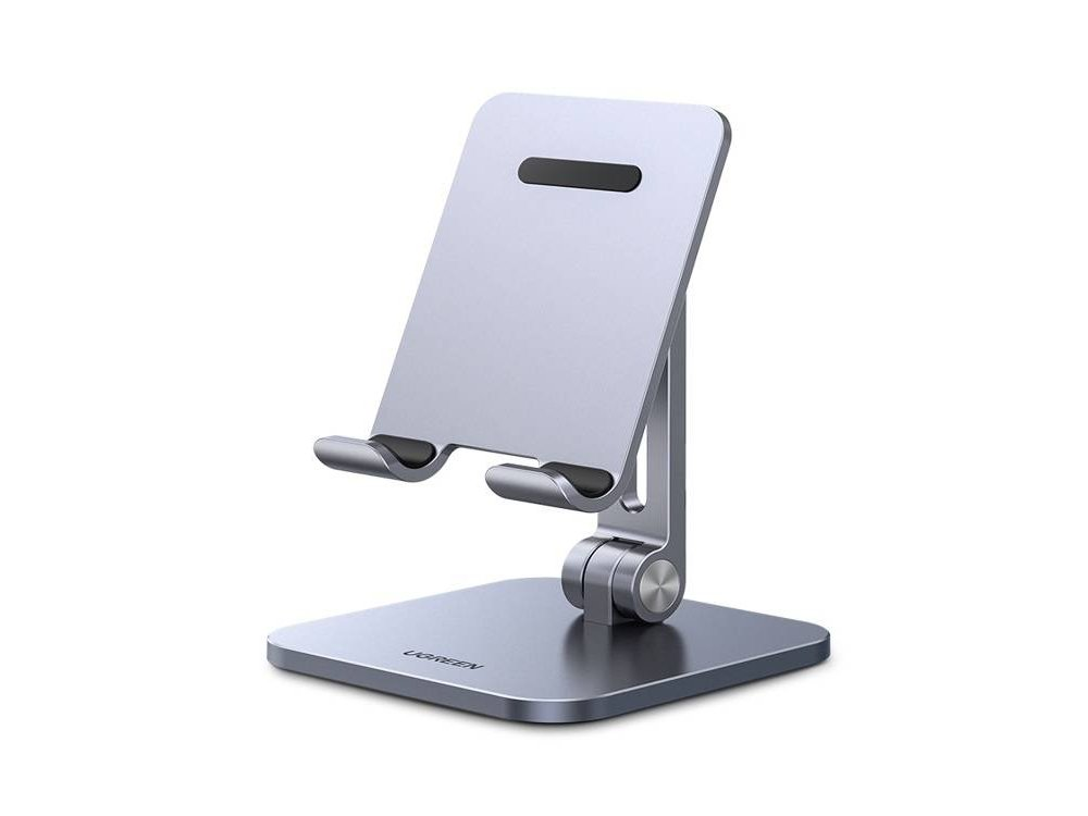 "Ugreen Βάση/Stand Tablet Aluminum Ρυθμιζόμενη 180° για συσκευές 4.2""-7.2"" - 40392, Anthracite"