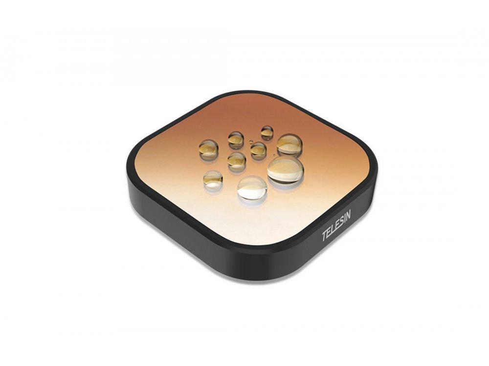 Telesin CPL+ND 8/16/32 Lens filter set για GoPro Hero 9, Σετ Φίλτρων CPL & ND - GP-FLT-903
