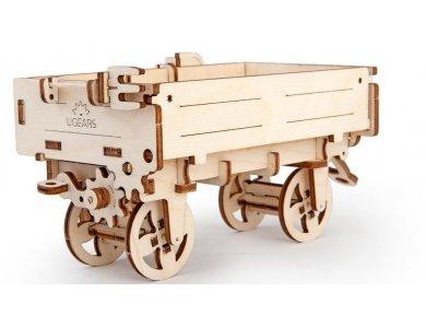 Ugears Tractor's Trailer
